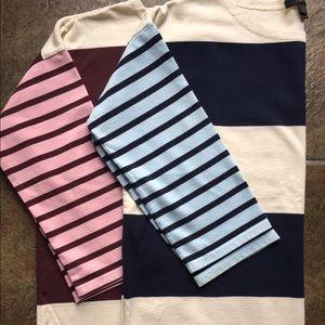 J. Crew Striped Tops